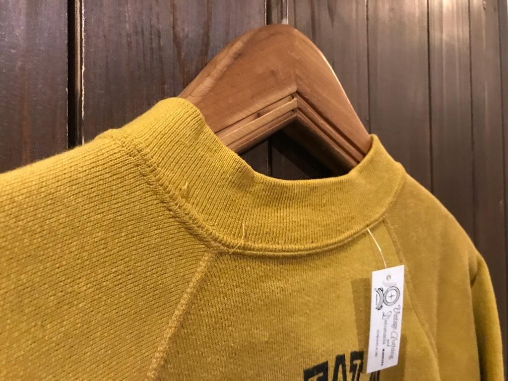 マグネッツ神戸店 9/18(水)Vintage入荷! #6 Vintage Sweat!!!_c0078587_15500014.jpg