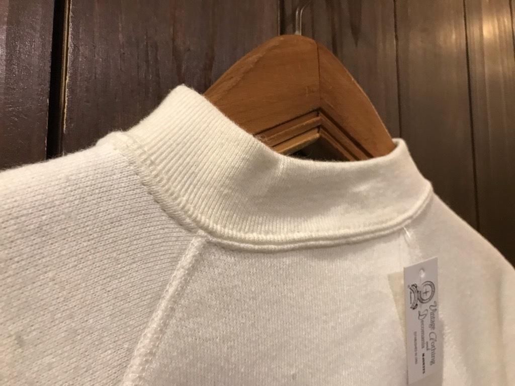 マグネッツ神戸店 9/18(水)Vintage入荷! #6 Vintage Sweat!!!_c0078587_16443488.jpg