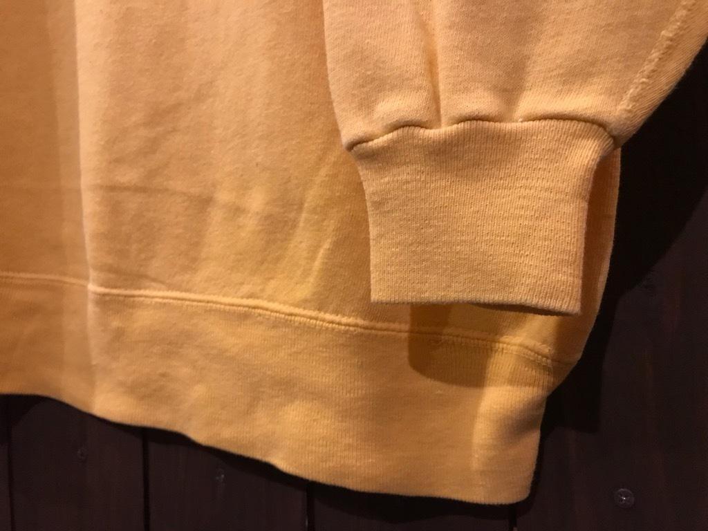 マグネッツ神戸店 9/18(水)Vintage入荷! #6 Vintage Sweat!!!_c0078587_16491531.jpg