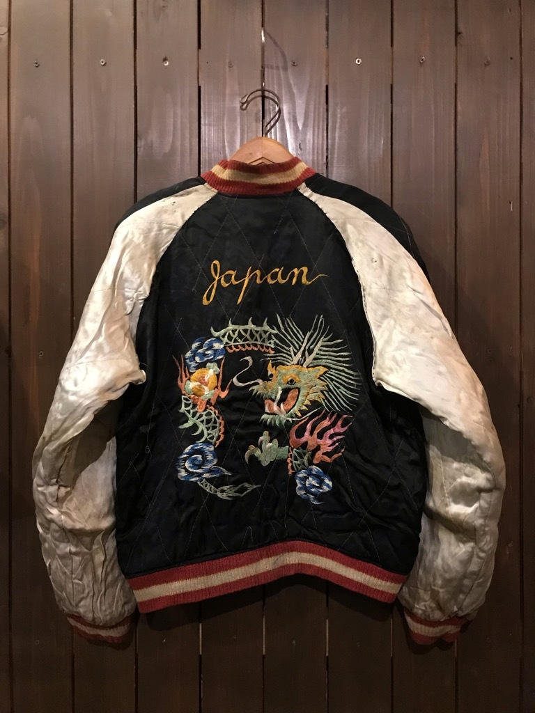 マグネッツ神戸店 9/18(水)Vintage入荷! #8 Japan SouvenirJKT + Boots!!!_c0078587_19403251.jpg