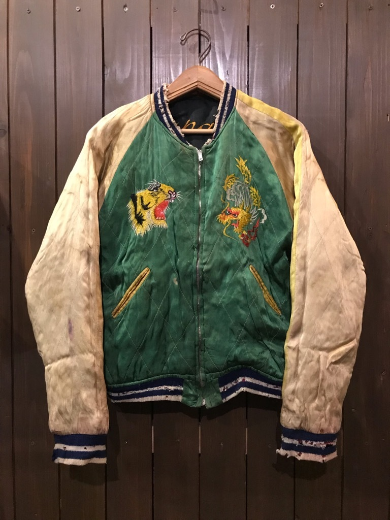 マグネッツ神戸店 9/18(水)Vintage入荷! #8 Japan SouvenirJKT + Boots!!!_c0078587_19440693.jpg