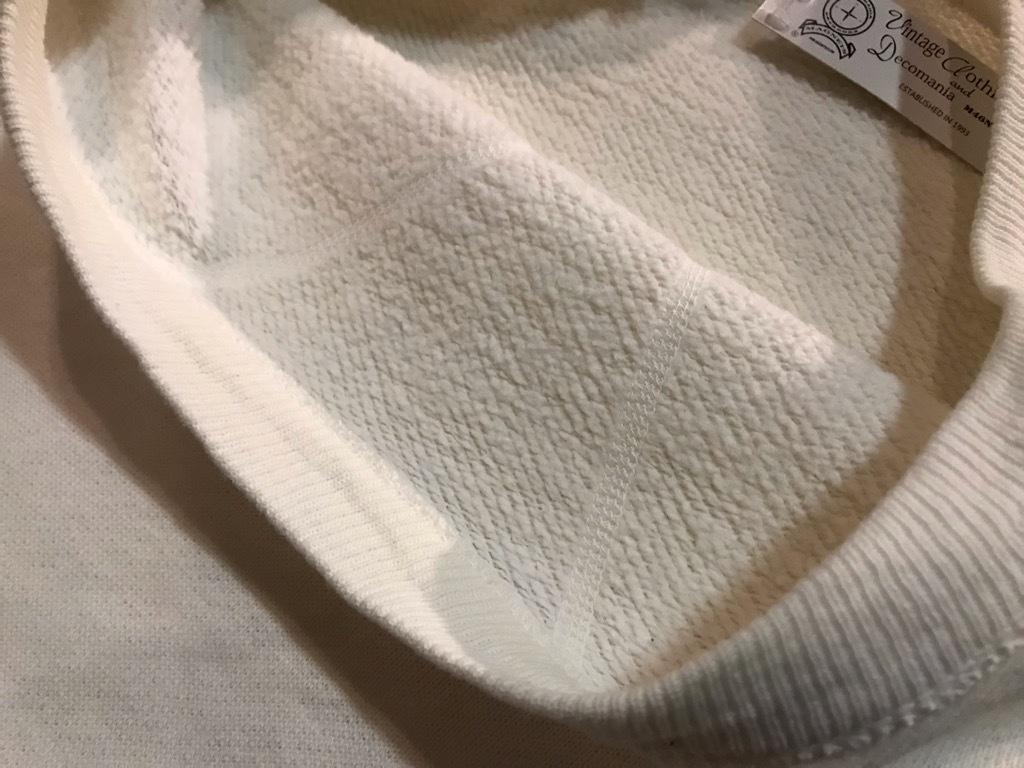 マグネッツ神戸店 9/18(水)Vintage入荷! #6 Vintage Sweat!!!_c0078587_21544043.jpg