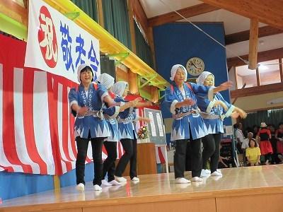 浦佐地区敬老会_f0019487_16245910.jpg