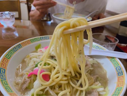 長崎食べんば ②坂の上のチャンポン屋さん じゅん食堂_a0140305_00494000.jpg