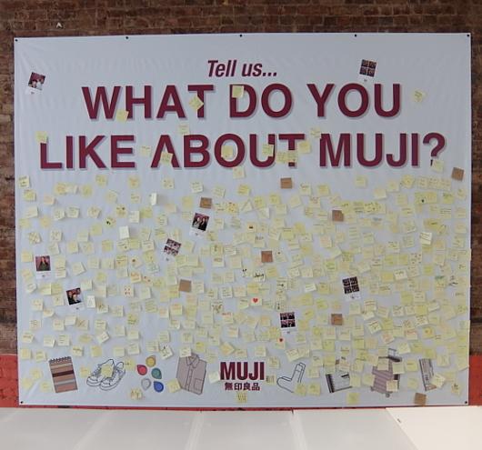 「あなたはMUJIの何が好きですか?」What do you like about MUJI?_b0007805_00042712.jpg