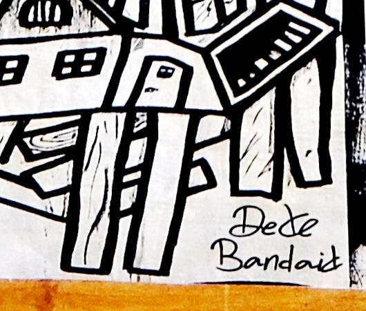 傷を癒やすためのアート by Dede Bandaid(デデ・バンドエイド)_b0007805_01041873.jpg