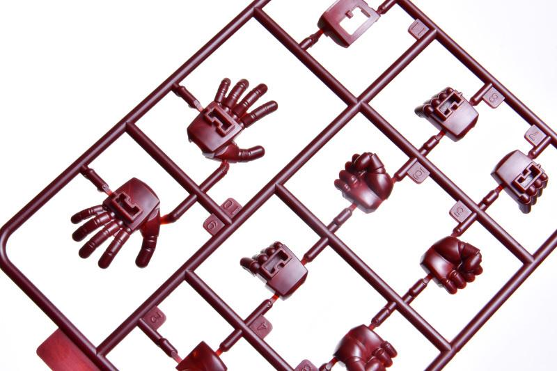 ダグラム再販!! コンバットアーマーマックスキットレビュー#06 『ソルティック H102 ブッシュマン』_f0395912_17440383.jpg