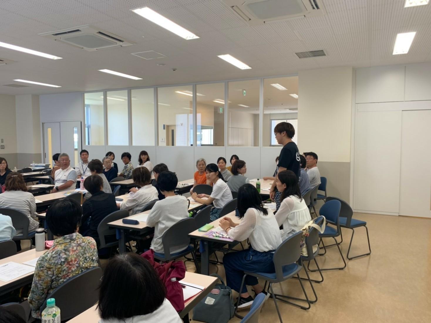 2019年度 第1回ボランティア研修会 ご報告_e0175020_04590460.jpg