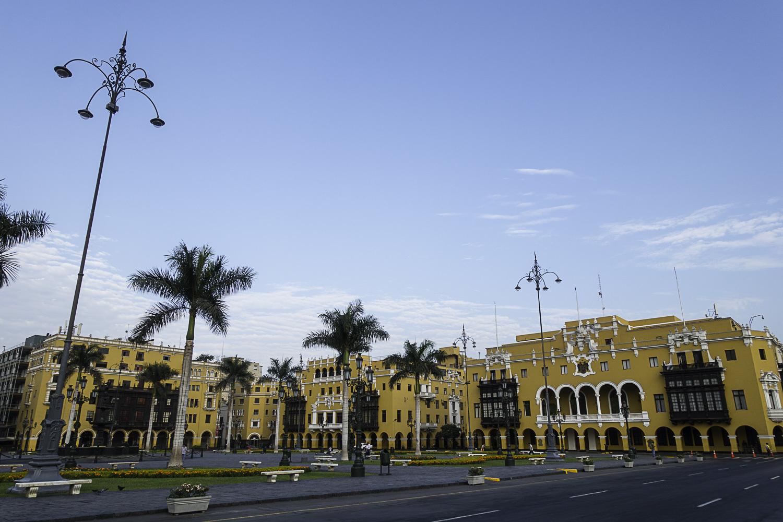 リマの観光、そして帰国の途へ ~ペルー・リマ~_b0322723_21093559.jpg