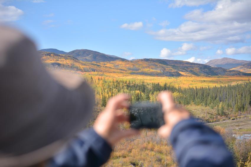 秋のホワイトホース 黄葉ハンティング!_d0112928_07404642.jpg