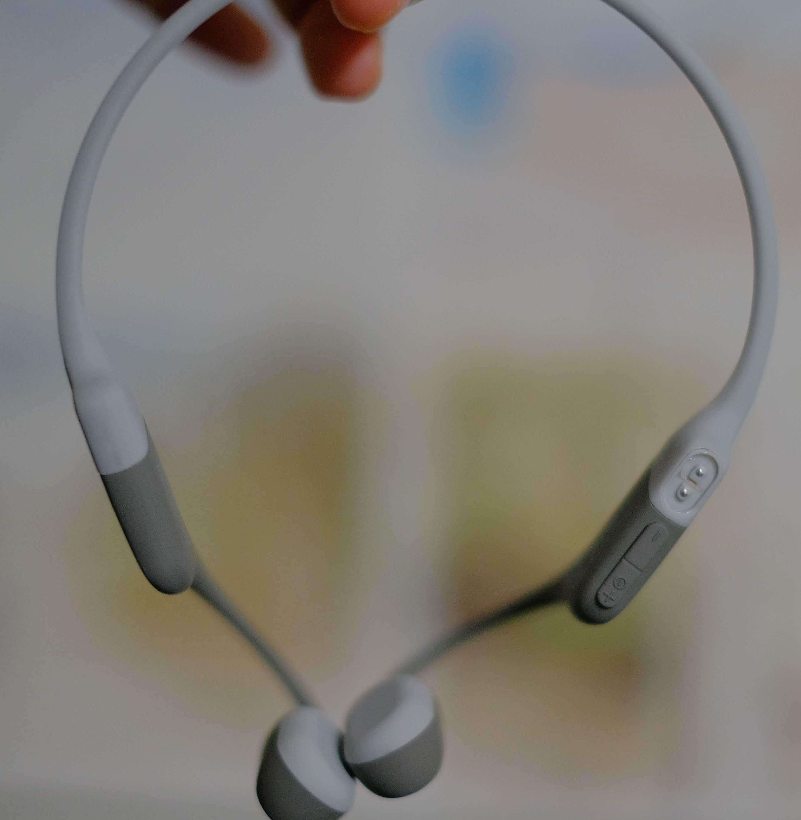 骨伝導ワイヤレスヘッドホンAfterShokz Aeropex がかなり良い!_b0024832_23435917.jpg