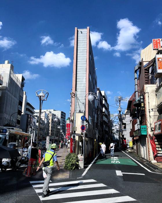 新宿区高田馬場 / iPhone 8_c0334533_20353414.jpg