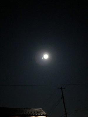 先週の中秋の名月…_c0369433_16304800.jpg