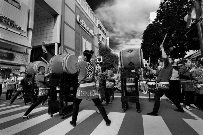 先週は吉祥寺の祭りでした_b0175635_19320474.jpg