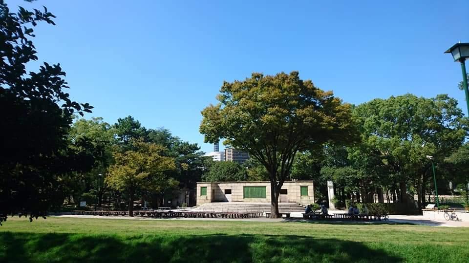 鶴舞公園 「散策編」_f0373339_07515590.jpg