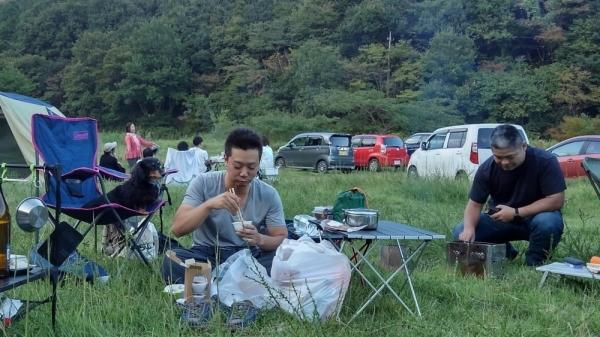 大郷戸山賊宴会 ―秋の気配―_e0086244_12452065.jpg