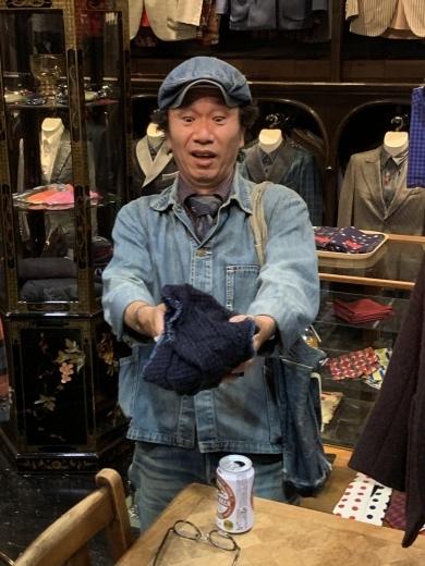 三連休に エヴィツィの 先行展覧会 梅田で やってみた。_a0154045_13453773.jpeg