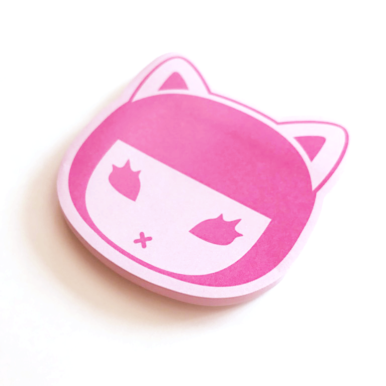 ピンクの型抜き付箋_d0095746_15243902.png