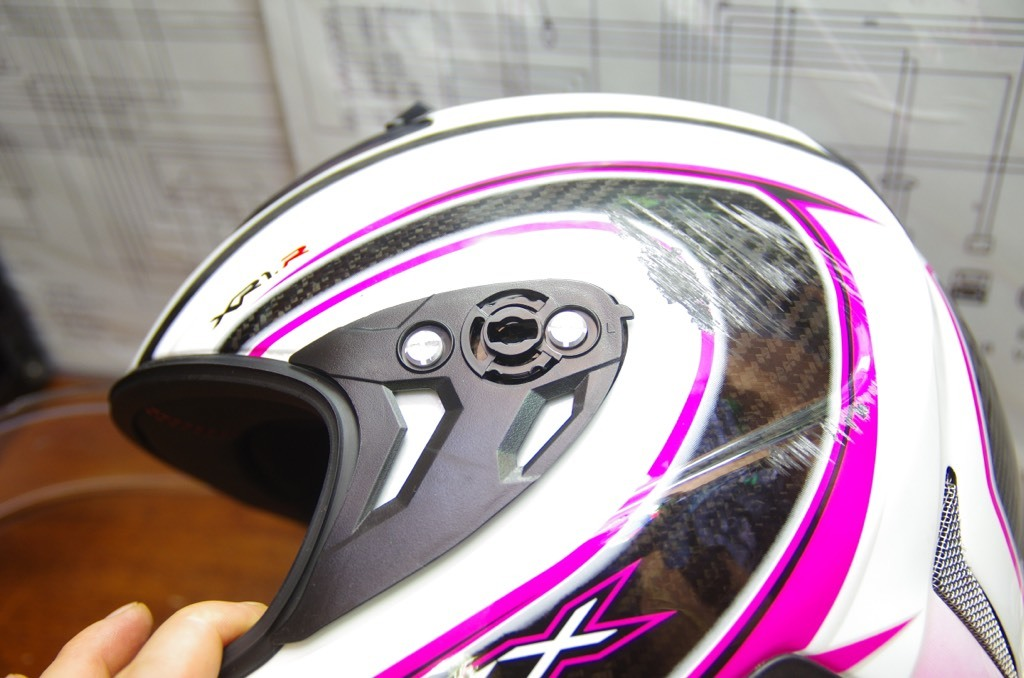 NEXXヘルメット補修_e0159646_11493261.jpeg