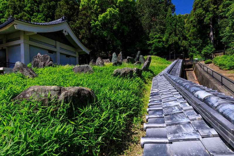 サツキ咲く曲水の庭(松尾大社)_f0155048_0112286.jpg