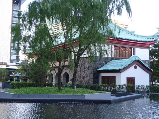 THE OKURA TOKYO (オークラ東京)(1)_b0405262_22370605.jpg