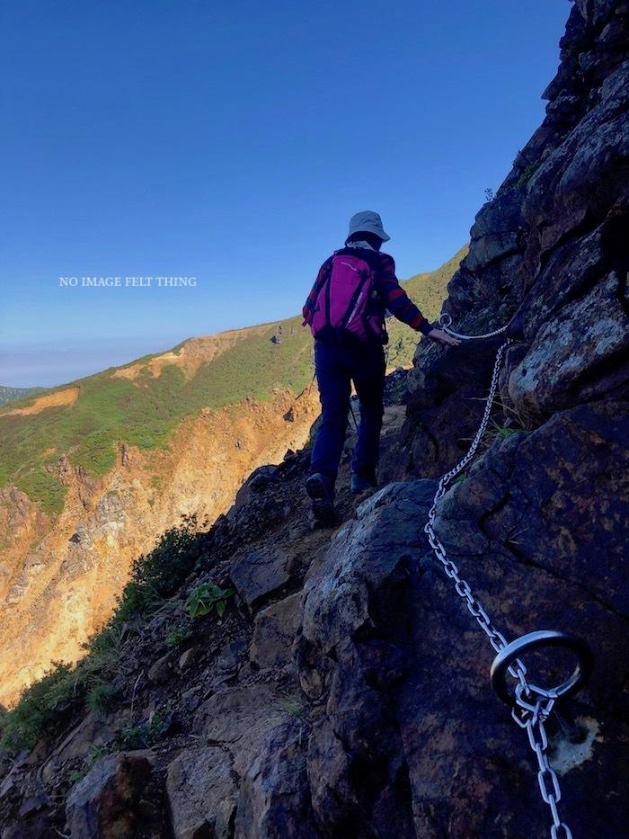 登山2019⑧*〜朝日岳登頂〜♪_d0367763_01224800.jpg