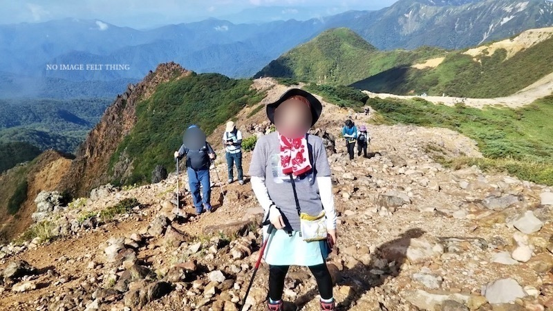 登山2019⑧*〜朝日岳登頂〜♪_d0367763_01224859.jpg