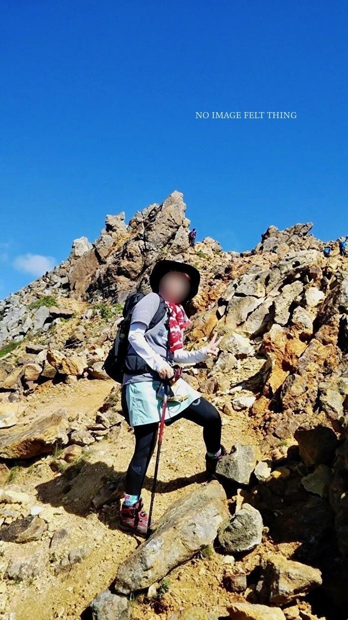 登山2019⑧*〜朝日岳登頂〜♪_d0367763_01224887.jpg