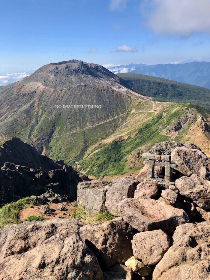 登山2019⑧*〜朝日岳登頂〜♪_d0367763_01224911.jpg