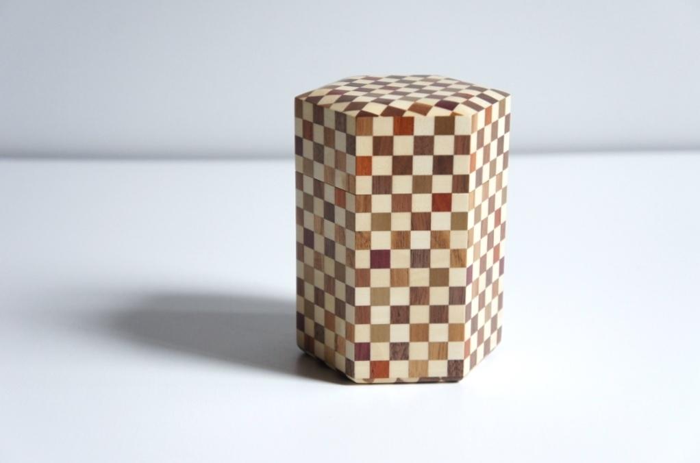 artifex展 本間木工所さんの茶筒_b0353974_10543570.jpg