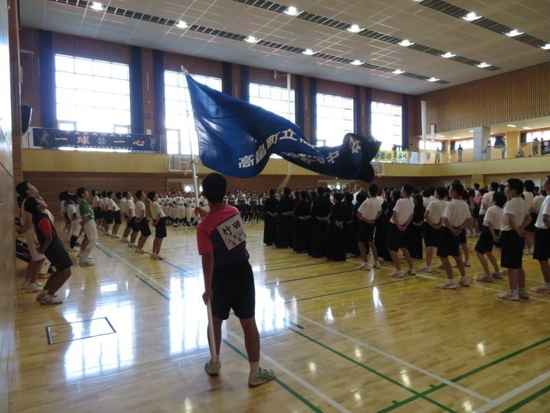 スポーツ・文化の秋_e0359282_18540841.jpg