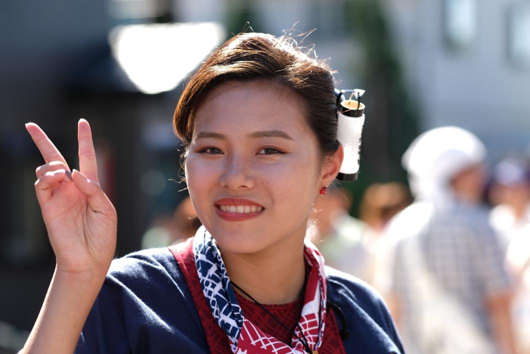 2019年 石岡の祭り <3> お祭りギャル⓶ 9月15日_e0143883_04593928.jpg