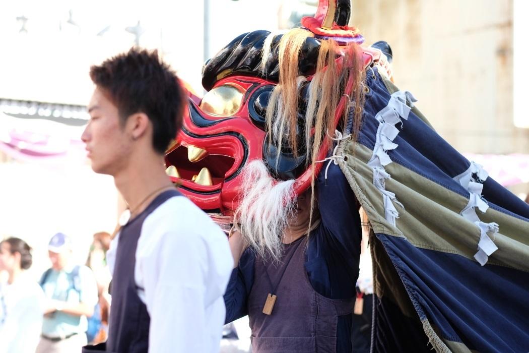 2019年 石岡の祭り <4> 幌獅子 9月15日_e0143883_19493338.jpg