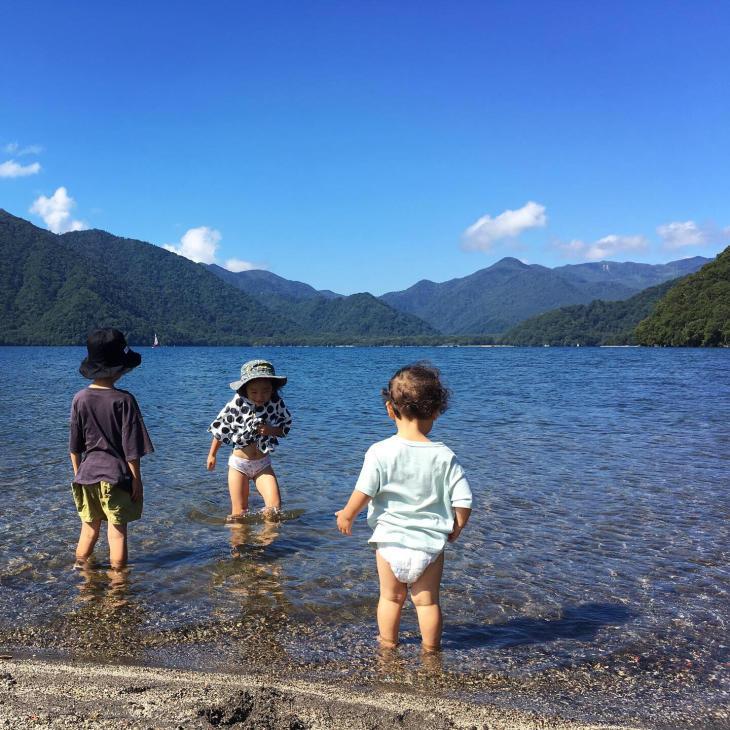 湖畔deキャンプとあれこれ_a0127284_15110591.jpg