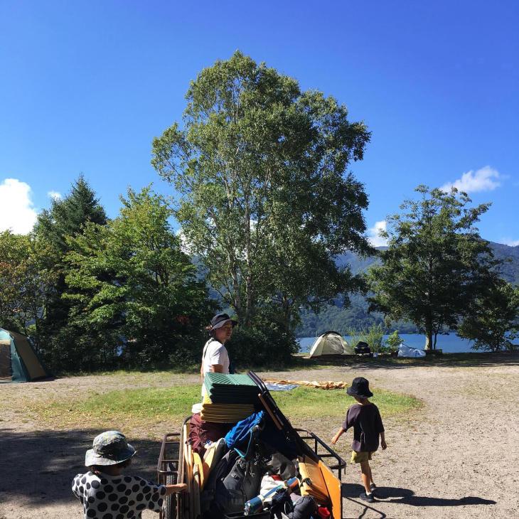 湖畔deキャンプとあれこれ_a0127284_15110673.jpg
