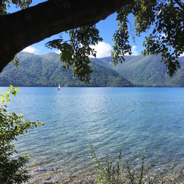 湖畔deキャンプとあれこれ_a0127284_15130506.jpg