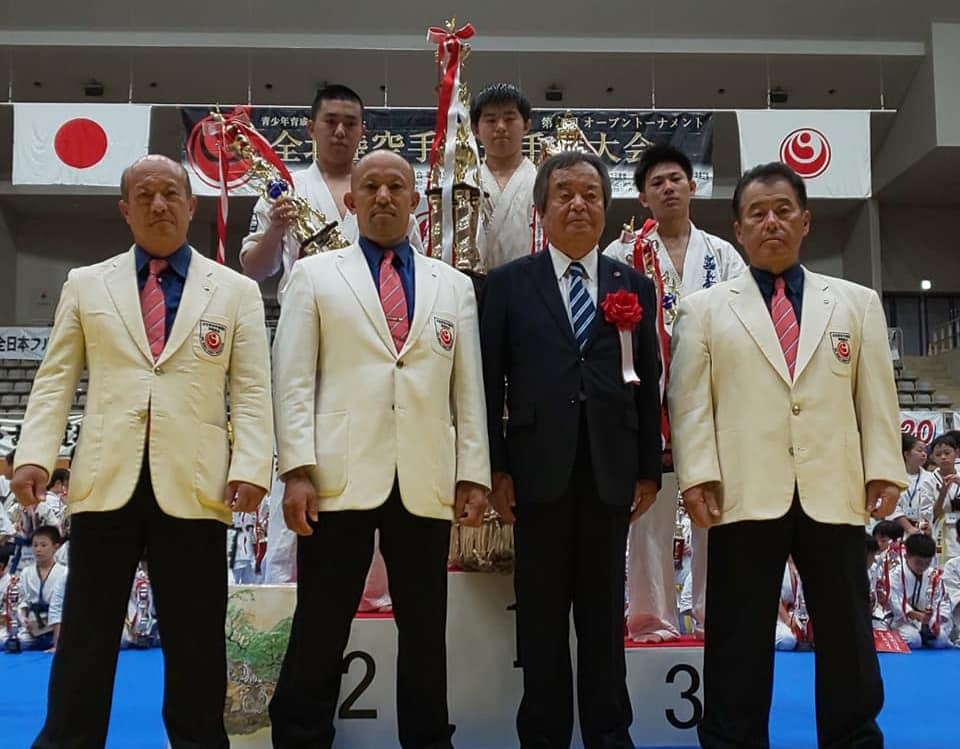 古川支部長、全北陸大会成功おめでとう!_c0186691_10453946.jpg