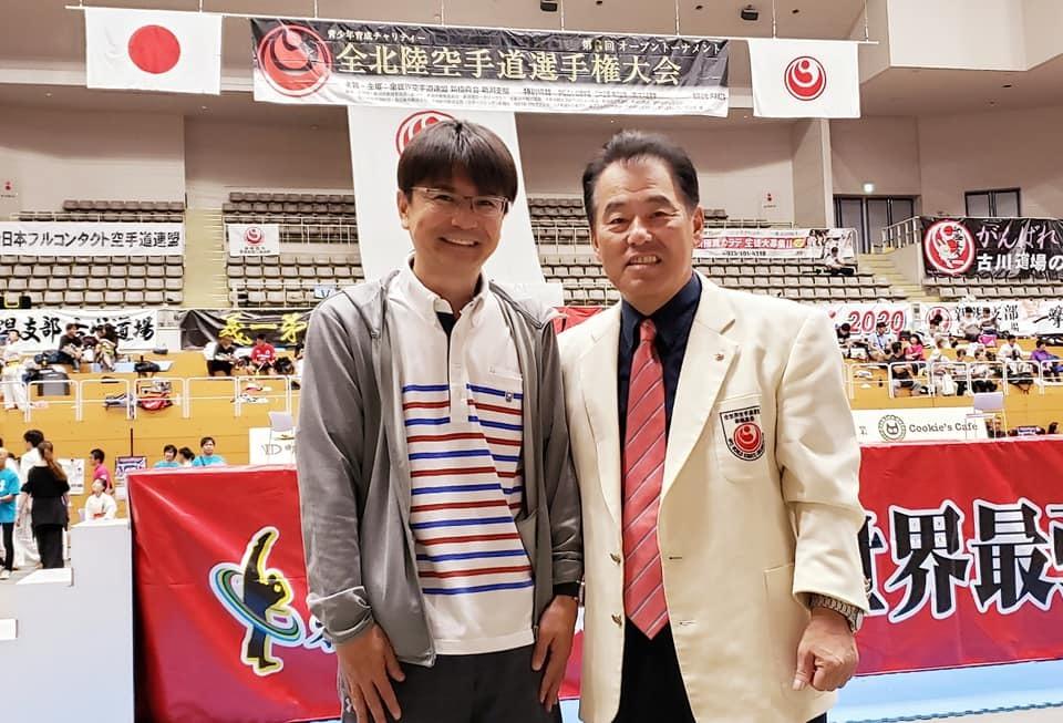 古川支部長、全北陸大会成功おめでとう!_c0186691_10515309.jpg