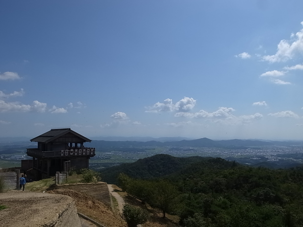 鬼ノ城散策~備中福山城跡まで_f0197703_09285146.jpg