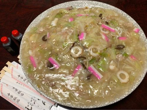 長崎食べんば ②坂の上のチャンポン屋さん じゅん食堂_a0140305_00385567.jpg