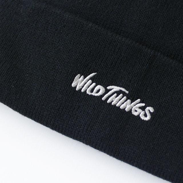 WILD THINGS [ワイルドシングス] WATCK CAP [WT19152Y] ワッチキャップ・ニットキャップ・ニット帽 MEN\'S/LADY\'S_f0051306_17091349.jpg