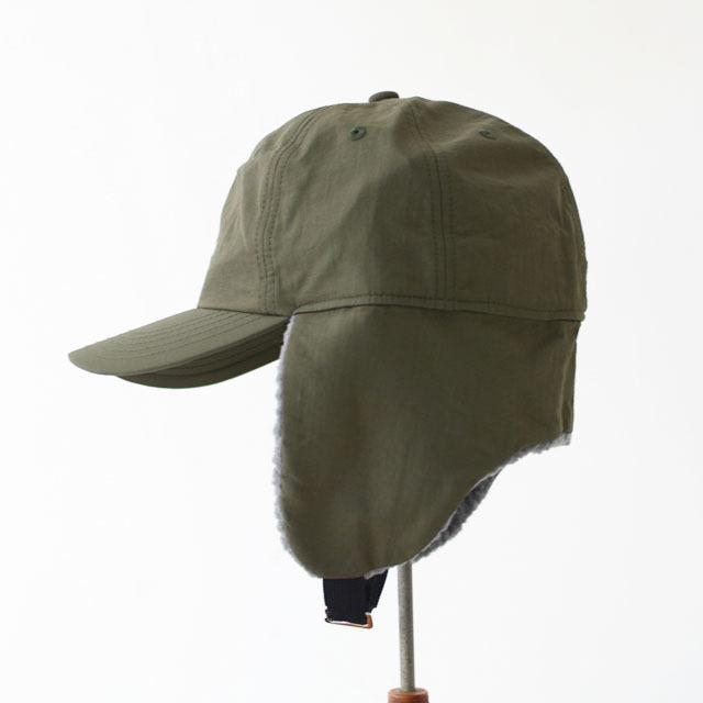 WILD THINGS [ワイルドシングス] FLIGHT CAP [WT18127Y] フライトキャップ・耳あて付き・耳ボア・ボア付き MEN\'S/LADY\'S _f0051306_17232033.jpg