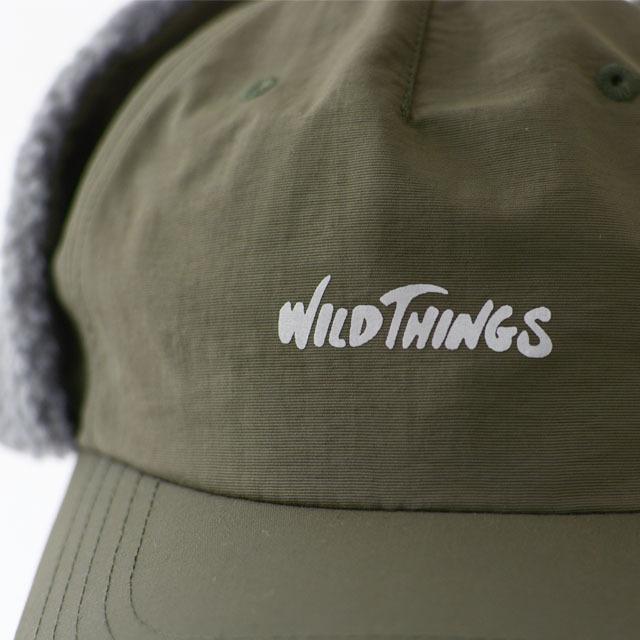 WILD THINGS [ワイルドシングス] FLIGHT CAP [WT18127Y] フライトキャップ・耳あて付き・耳ボア・ボア付き MEN\'S/LADY\'S _f0051306_17232077.jpg