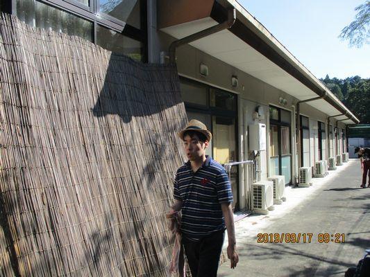 9/17 朝の散歩_a0154110_10134913.jpg
