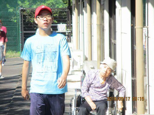 9/17 朝の散歩_a0154110_10135267.jpg