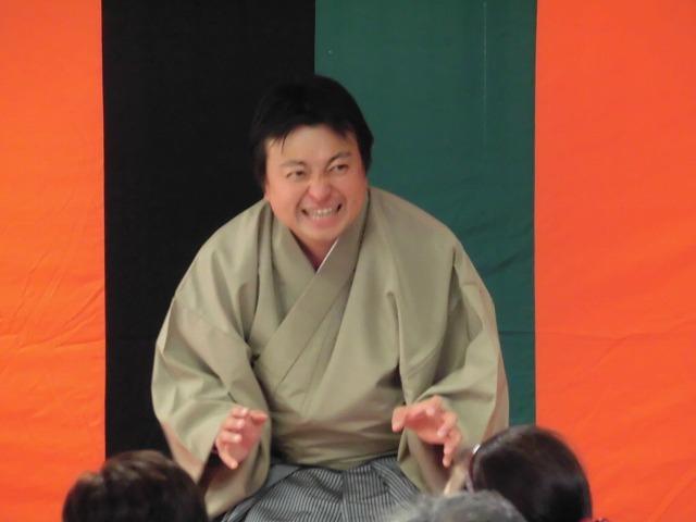 「まちに笑いを!」 700円で2時間たっぷり楽しめる「第34回 吉原本宿寄席」_f0141310_08115916.jpg
