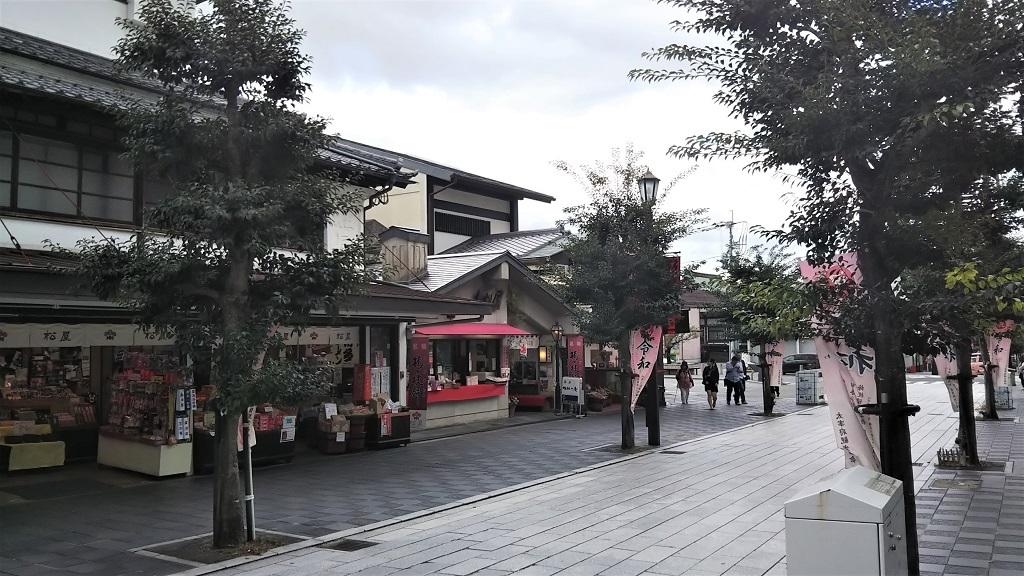 17日に梅ヶ枝餅を買ってみよう!2019_b0081121_05462427.jpg