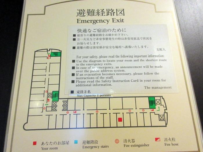 【ロイヤルパークホテル】エグゼクティブフロア スタンダードダブル_b0009849_1173264.jpg