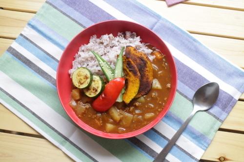 夏野菜カレー_f0220354_10463333.jpeg