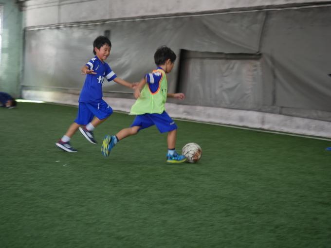課外クラス サッカー_a0318155_12150809.jpg